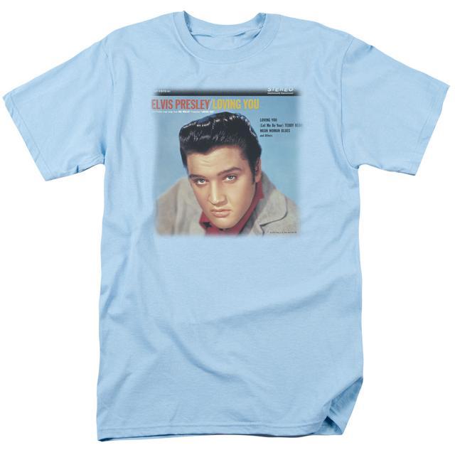 Elvis Presley Shirt | LOVING YOU SOUNDTRACK T Shirt