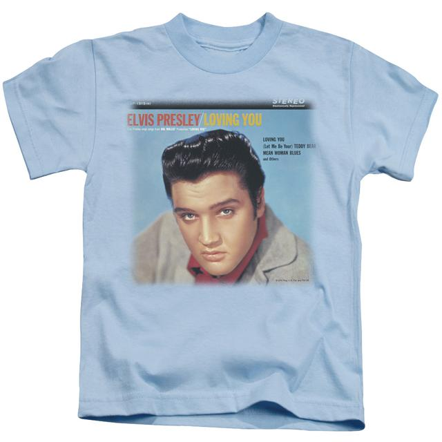 Elvis Presley Kids T Shirt | LOVING YOU SOUNDTRACK Kids Tee