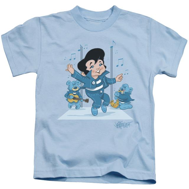 Elvis Presley Kids T Shirt | JAILHOUSE ROCKER Kids Tee