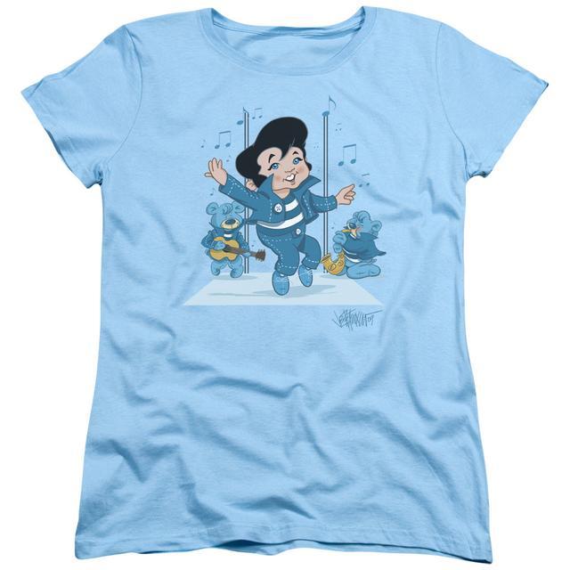 Elvis Presley Women's Shirt | JAILHOUSE ROCKER Ladies Tee