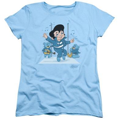 Elvis Presley Women's Shirt   JAILHOUSE ROCKER Ladies Tee