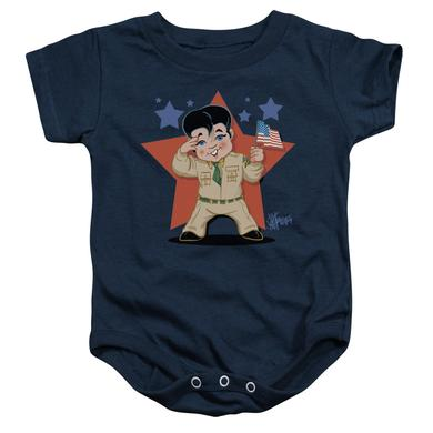 Elvis Presley Baby Onesie | LIL G I Infant Snapsuit