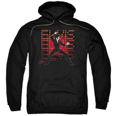 Elvis Presley Hoodie | 69 ANIME Pull-Over Sweatshirt