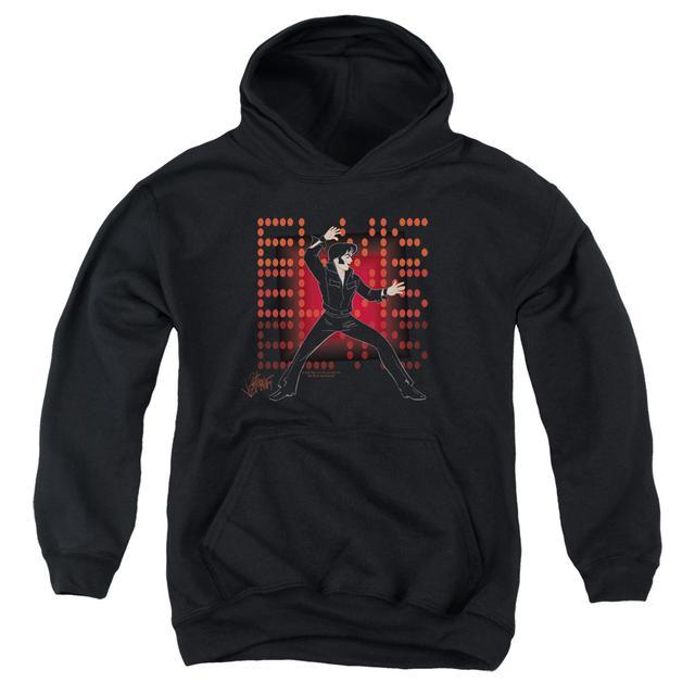 Elvis Presley Youth Hoodie | 69 ANIME Pull-Over Sweatshirt