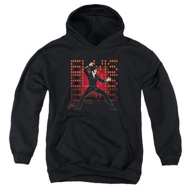 Elvis Presley Youth Hoodie | 69 ANIME Pull-Over Sweatshirt