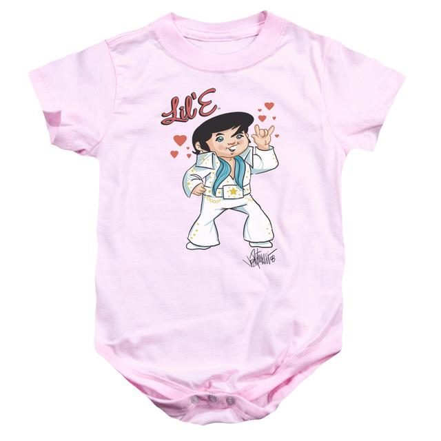 Elvis Presley Baby Onesie | LIL E Infant Snapsuit