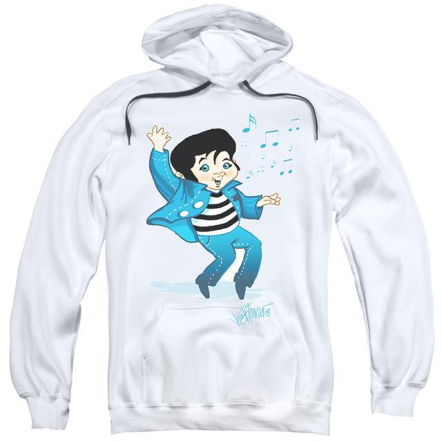 Elvis Presley Hoodie | LIL JAILBIRD Pull-Over Sweatshirt