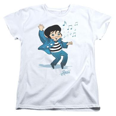 Elvis Presley Women's Shirt | LIL JAILBIRD Ladies Tee