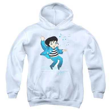 Elvis Presley Youth Hoodie | LIL JAILBIRD Pull-Over Sweatshirt