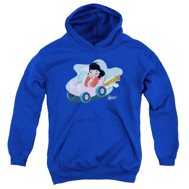 Elvis Presley Youth Hoodie   SPEEDWAY Pull-Over Sweatshirt