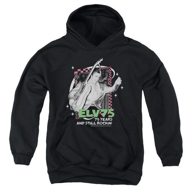 Elvis Presley Youth Hoodie | STILL ROCKIN Pull-Over Sweatshirt