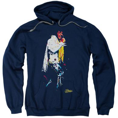 Elvis Presley Hoodie | YELLOW SCARF Pull-Over Sweatshirt