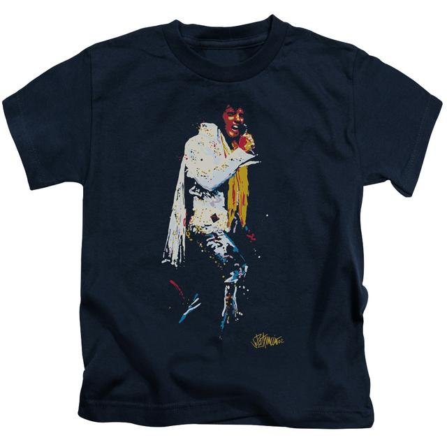 Elvis Presley Kids T Shirt | YELLOW SCARF Kids Tee