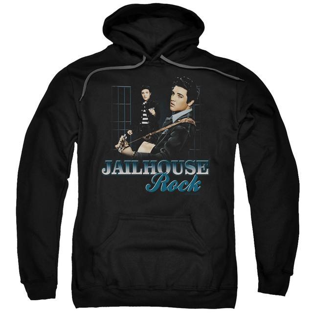 Elvis Presley Hoodie | JAILHOUSE ROCK Pull-Over Sweatshirt