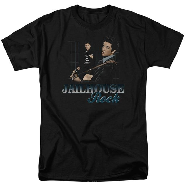 Elvis Presley Shirt | JAILHOUSE ROCK T Shirt
