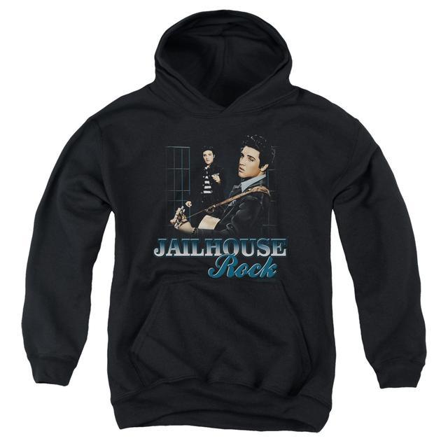 Elvis Presley Youth Hoodie | JAILHOUSE ROCK Pull-Over Sweatshirt