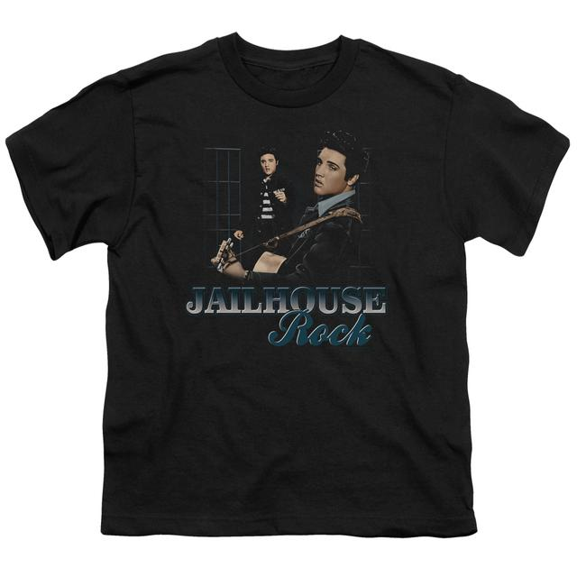 Elvis Presley Youth Tee | JAILHOUSE ROCK Youth T Shirt