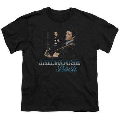 Elvis Presley Youth Tee | JAILHOUSE ROCK Youth T Shirt