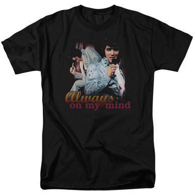 Elvis Presley Shirt | ALWAYS ON MY MIND T Shirt