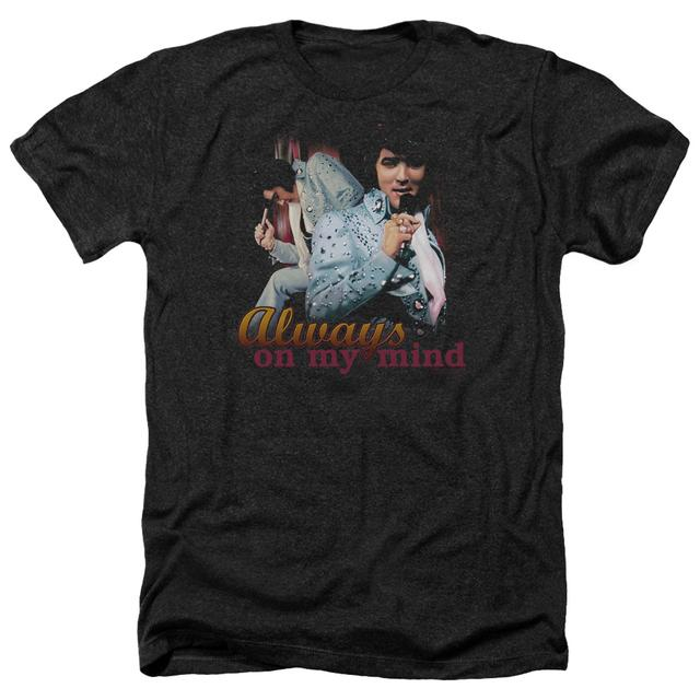 Elvis Presley Tee | ALWAYS ON MY MIND Premium T Shirt