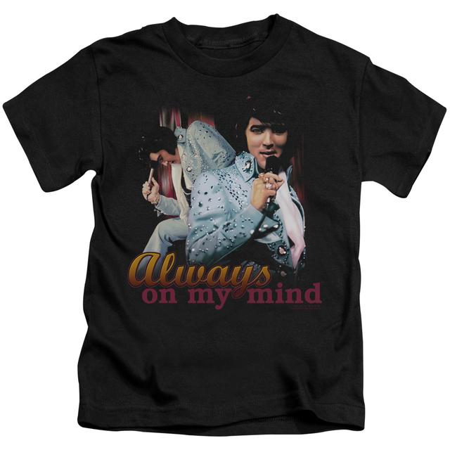 Elvis Presley Kids T Shirt | ALWAYS ON MY MIND Kids Tee
