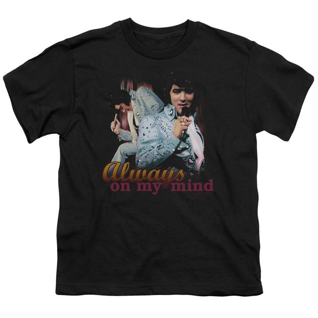 Elvis Presley Youth Tee | ALWAYS ON MY MIND Youth T Shirt