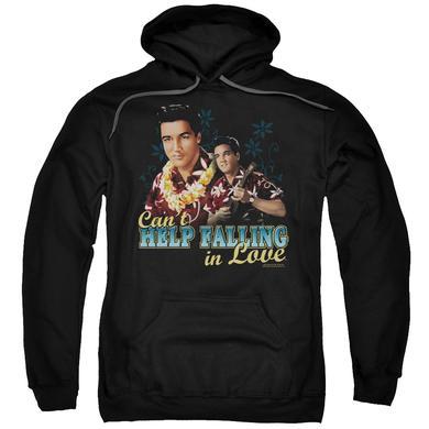 Elvis Presley Hoodie | CAN'T HELP FALLING Pull-Over Sweatshirt