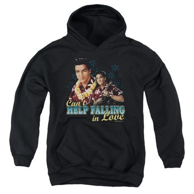 Elvis Presley Youth Hoodie | CAN'T HELP FALLING Pull-Over Sweatshirt
