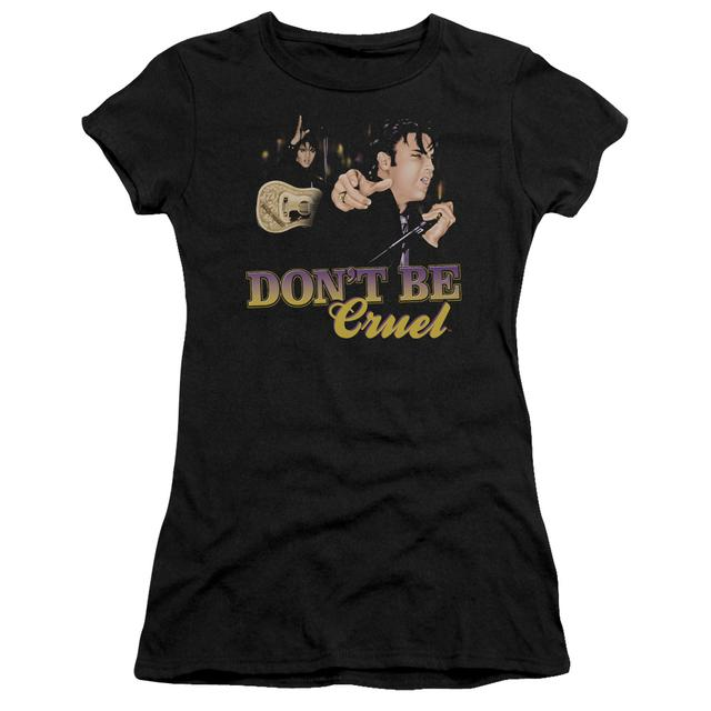 Elvis Presley Juniors Shirt | DON'T BE CRUEL Juniors T Shirt