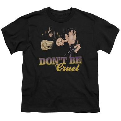 Elvis Presley Youth Tee   DON'T BE CRUEL Youth T Shirt