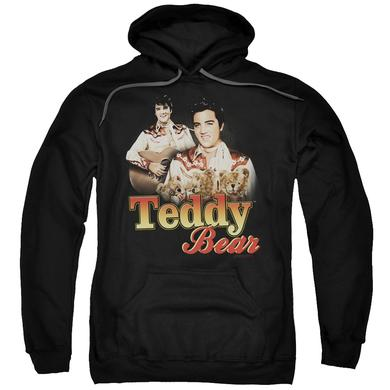 Elvis Presley Hoodie | TEDDY BEAR Pull-Over Sweatshirt