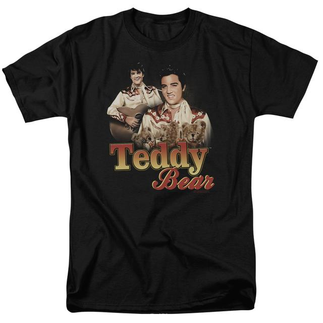 Elvis Presley Shirt | TEDDY BEAR T Shirt