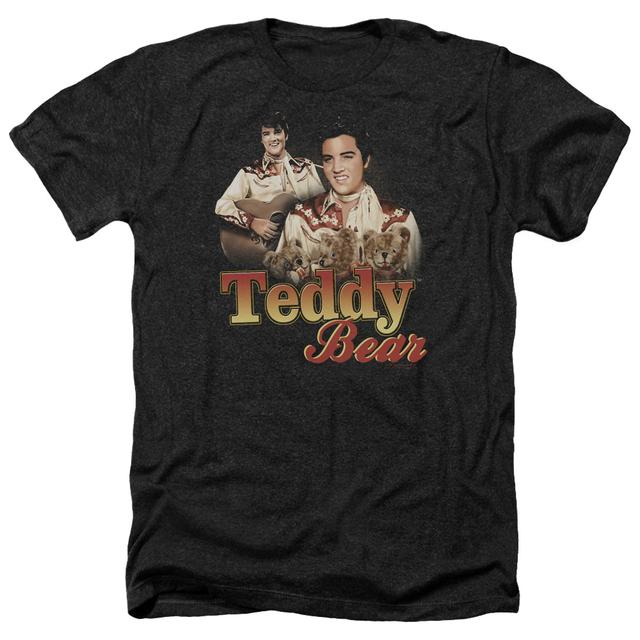 Elvis Presley Tee | TEDDY BEAR Premium T Shirt
