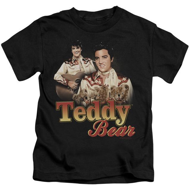 Elvis Presley Kids T Shirt   TEDDY BEAR Kids Tee