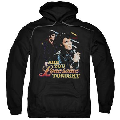 Elvis Presley Hoodie | ARE YOU LONESOME Pull-Over Sweatshirt