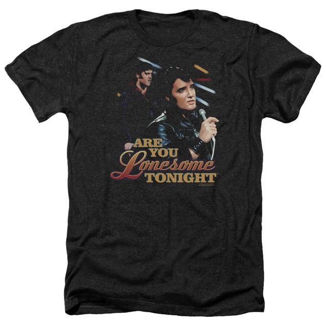 Elvis Presley Tee | ARE YOU LONESOME Premium T Shirt