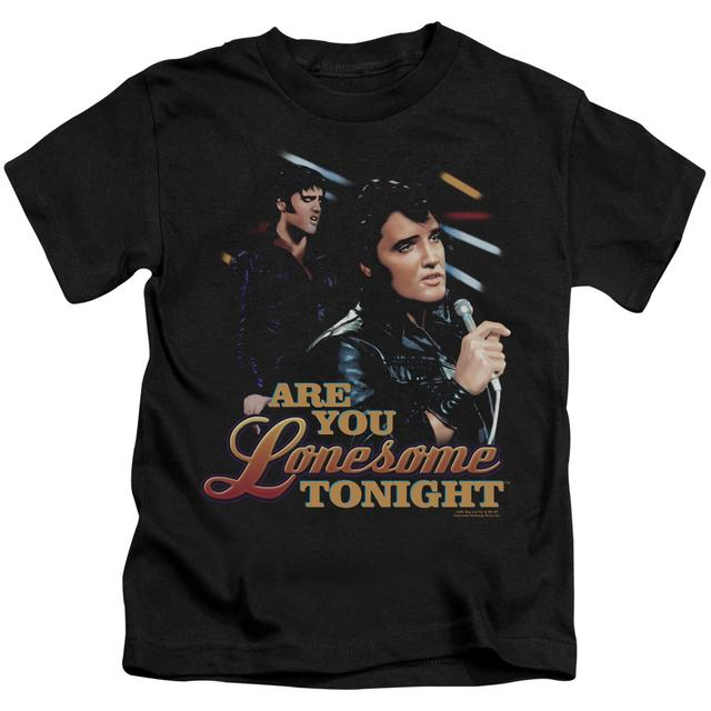 Elvis Presley Kids T Shirt | ARE YOU LONESOME Kids Tee