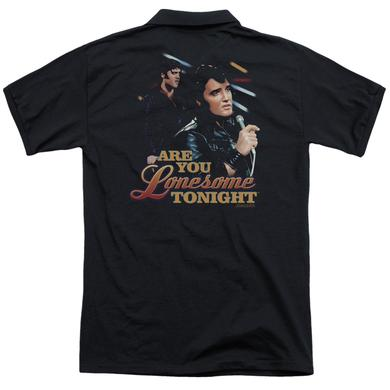Elvis Presley ARE YOU LONESOME (BACK PRINT)