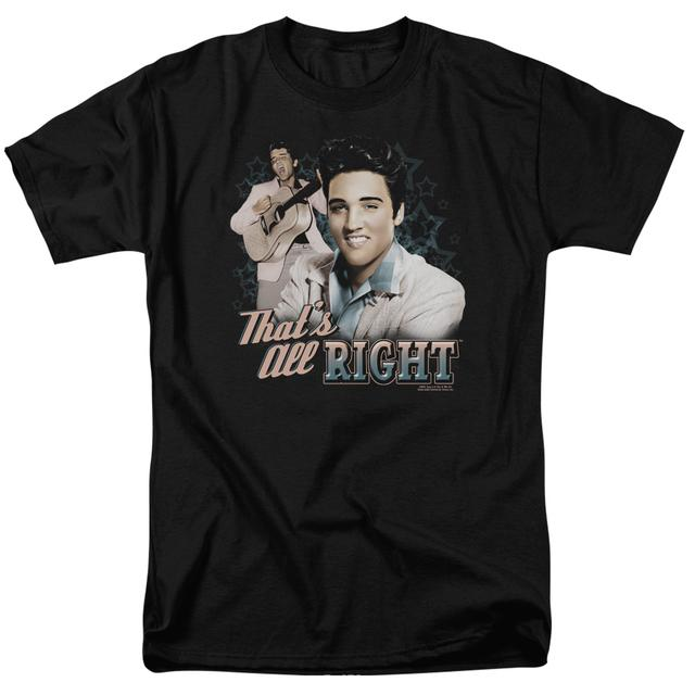 Elvis Presley Shirt | THAT'S ALL RIGHT T Shirt