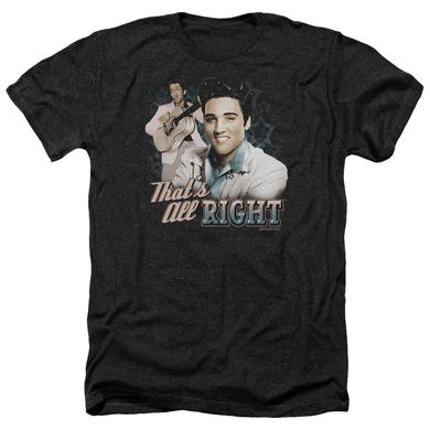Elvis Presley Tee | THAT'S ALL RIGHT Premium T Shirt