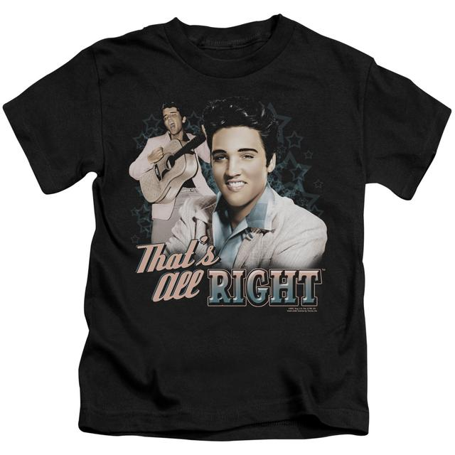 Elvis Presley Kids T Shirt | THAT'S ALL RIGHT Kids Tee