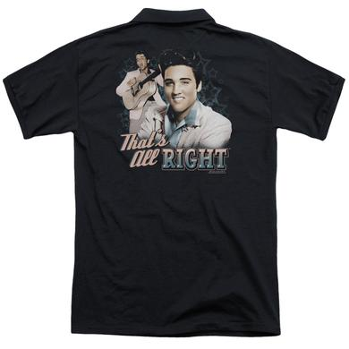 Elvis Presley THAT'S ALL RIGHT (BACK PRINT)