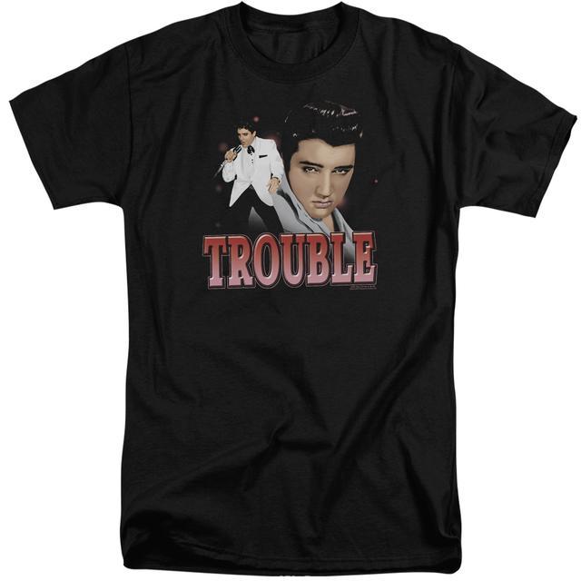 Elvis Presley TROUBLE
