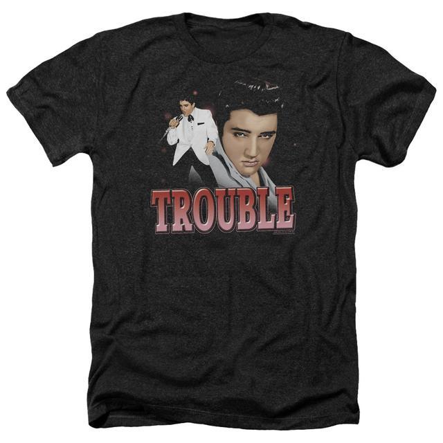 Elvis Presley Tee | TROUBLE Premium T Shirt