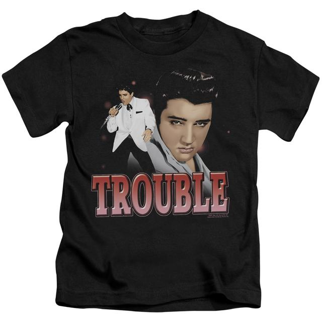 Elvis Presley Kids T Shirt | TROUBLE Kids Tee