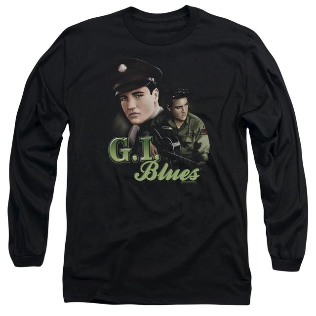 Elvis Presley T Shirt | G I BLUES Premium Tee