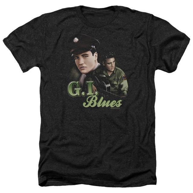 Elvis Presley Tee | G I BLUES Premium T Shirt
