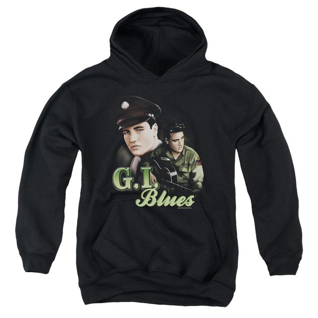 Elvis Presley Youth Hoodie | G I BLUES Pull-Over Sweatshirt