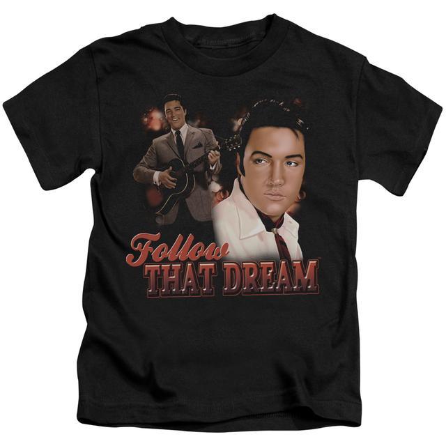 Elvis Presley Kids T Shirt | FOLLOW THAT DREAM Kids Tee