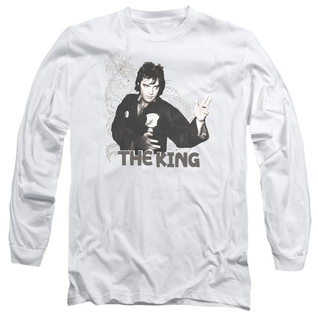 Elvis Presley T Shirt | FIGHTING KING Premium Tee